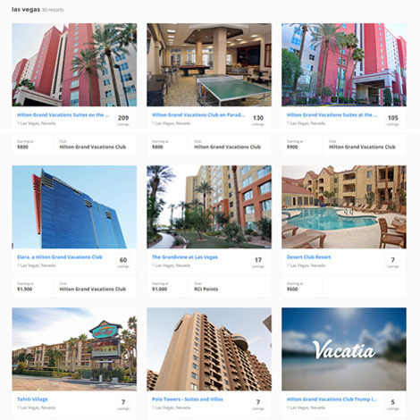 Vacatia.com - TRISOFT project case study image 1